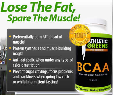 Athletic Greens BCAA