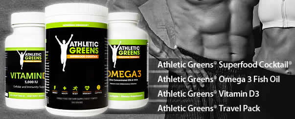 Athletic Greens Trinity Stack Review