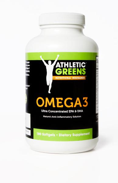 Athletic Greens Omega3